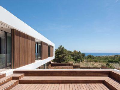 Luxury villas near ibiza old town for sale - Cap Blanc Ibiza