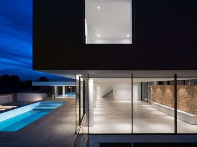 Ibiza design villas for sale - Cap Blanc Ibiza