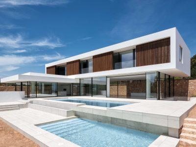 Ibiza luxury villa - Cap Blanc Ibiza